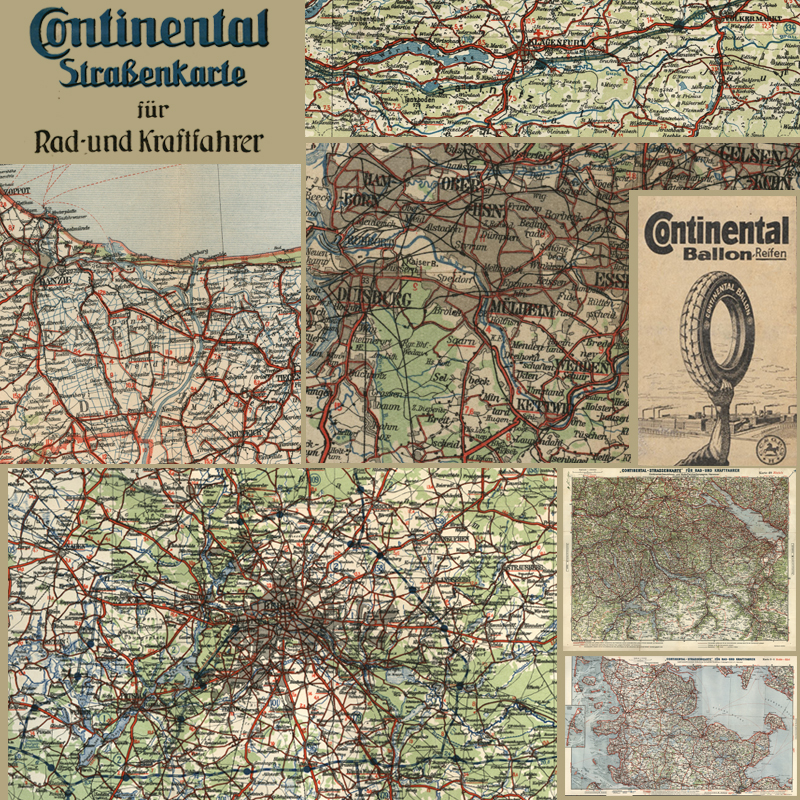 Schlesien Karte Deutsche Ortsnamen.Continental Straßenkarten 1921 1939 Landkartenarchiv De