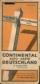CONTINENTAL AUTO-KARTE DEUTSCHLAND in einem Blatt 1:1500000