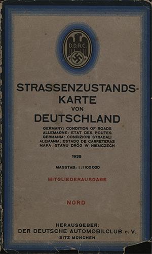 ddac strassenzustandskarte von deutschland 1. Black Bedroom Furniture Sets. Home Design Ideas