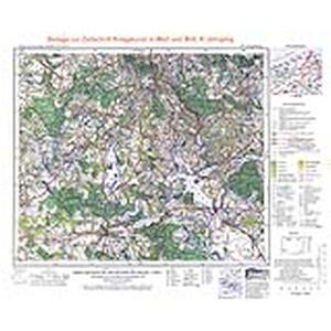 Karte des Deutschen Reichs 1:100.000 (158) Tempelburg [1929]