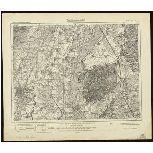 Karte des Deutschen Reichs 1:100.000 (630) Colmar i. Elsass. (Breisach) [1888]