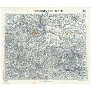Einheitsblatt 106 - [Welungen (Oberschlesien), Dzialoszyn, Rosenberg in Oberschlesien, Tschenstochau] (1921)