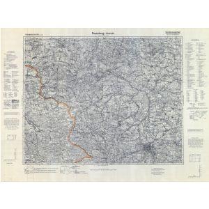 Einheitsblatt 106 - Rosenberg in Oberschlesien [Welungen (Oberschlesien), Dzialoszyn, Rosenberg in Oberschlesien, Tschenstochau] (1/1938)