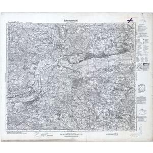 Einheitsblatt 55 - Schneidemühl [Schneidemühl, Wirsitz, Scharnikau (Wartheland), Wongrowitz] (1931)