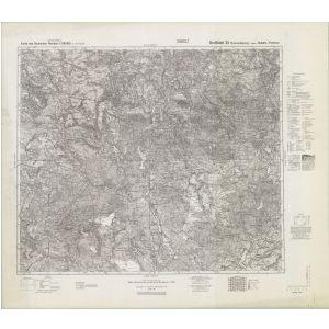 Großblatt 25 - Rummelsburg in Pommern - Bublitz - Pollnow [Pollnow, Rummelsburg in Pommern, Bublitz, Baldenburg] (1940)