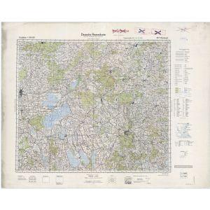 Großblatt 327 - Mariampol [Maryampol, Preny, Simno, Oliata] (VIII/1944)