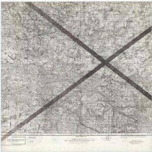 Großblatt 343 - Swislocz [Zabludow, Swislocz, Narew, Dobrowola] (1941, Ungültige Ausgabe C)