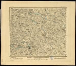 Karte des Deutschen Reichs 1:100.000 (107) Olecko in Polen [1910]